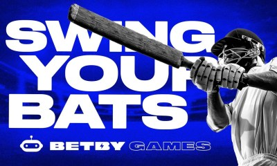 BETBY ADDS CRICKET TO BETBY.GAMES ESPORTS PORTFOLIO