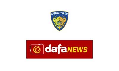 Chennaiyin FC renew association with DafaNews