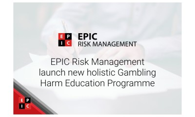 EPIC Risk Management launch new holistic Gambling Harm Education Programme