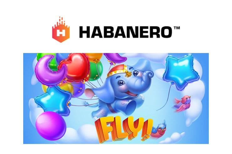 Habanero membawa sirkus ke kota dengan hit terbaru Fly!
