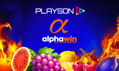 Playson strikes content deal with AlphaBET Gaming