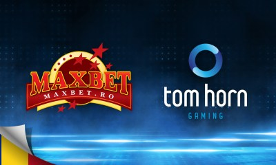 Tom Horn debuts content in Romania with MaxBet.ro