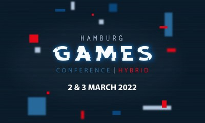 """Hamburg Games Conference 2022 will focus on """"Moving Markets"""" - digitally & on-site in Hamburg on March 2-3, 2022"""