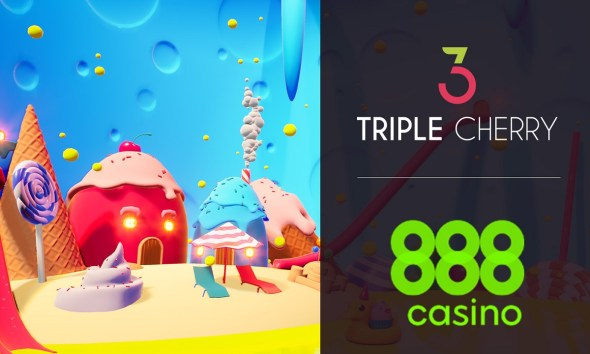Triple Cherry secures new slots partnership with 888