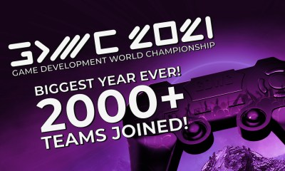 The Game Development World Championship 2021 Beats Previous Participation Records!