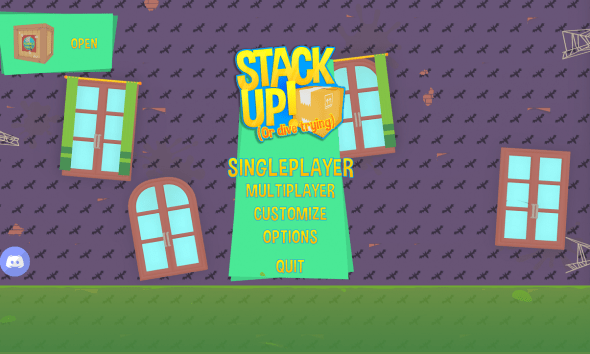 StackUp! (or dive trying), the Italian Stacking Sensation Party-Platformer, launches its first major update on Steam Today