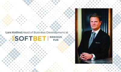 Exclusive Q&A with Lars Kollind, Head of Business Development at iSoftBet