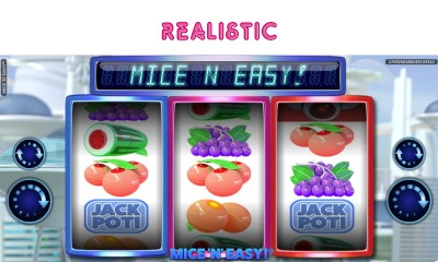 REALISTIC GAMES TAKES IT MICE 'N' EASY! IN LATEST SLOT RELEASE
