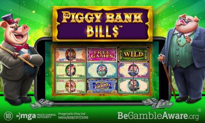 PRAGMATIC PLAY CRACKS OPEN THE VAULT IN PIGGY BANK BILLS™