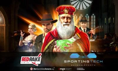 Red Rake Gaming partners with SportingTech