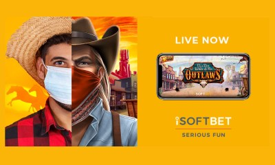 iSoftBet braves the Wild West in Van der Wilde and The Outlaws