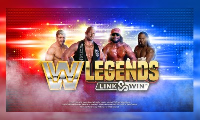 """Microgaming Enters the Ring with """"WWE Legends: Link&Win"""""""
