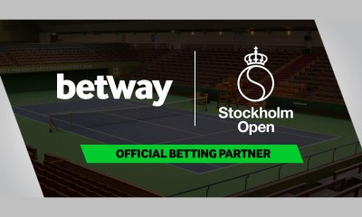 Betway become sponsor of Stockholm Open