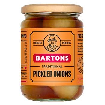 Bartons Pickle Onion 450g