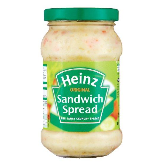 UK Heinz Sandwich Spread 300g