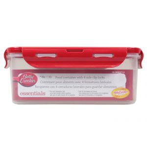 Betty Crocker Food Storage Container - Rectangular
