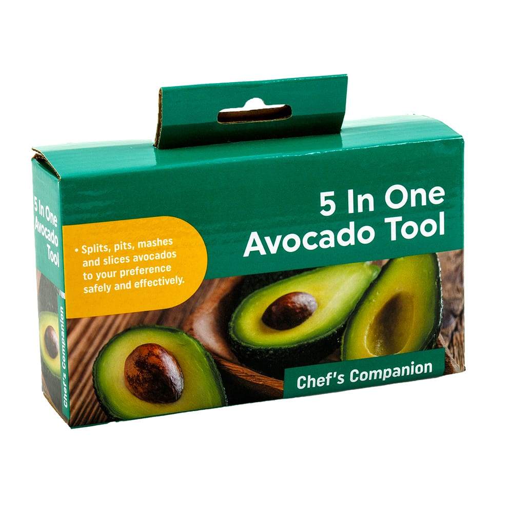 Container Avocado Tool 5in1