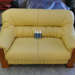 Leather Sofa Cleaner Blackpool Spring Cushion Couch Clean Repair Care Restoration