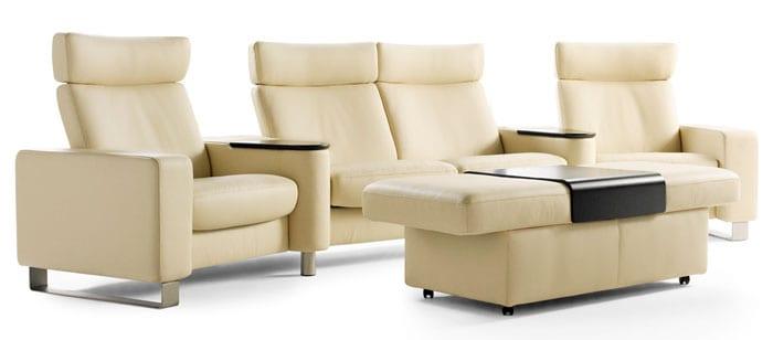 Ekornes Stressless Home Theater SeatingSpace SC121
