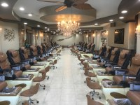 Nail Salon Fort Worth - Spa Salon Interior Design Gallery