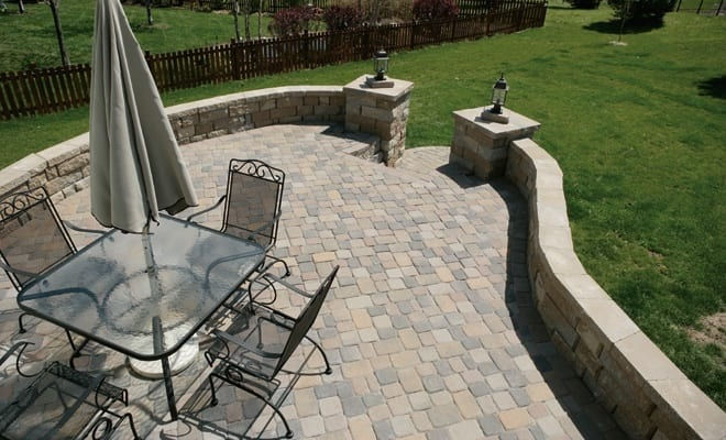 Plaza Stone II Combo 60mm  Pavers  European Pavers