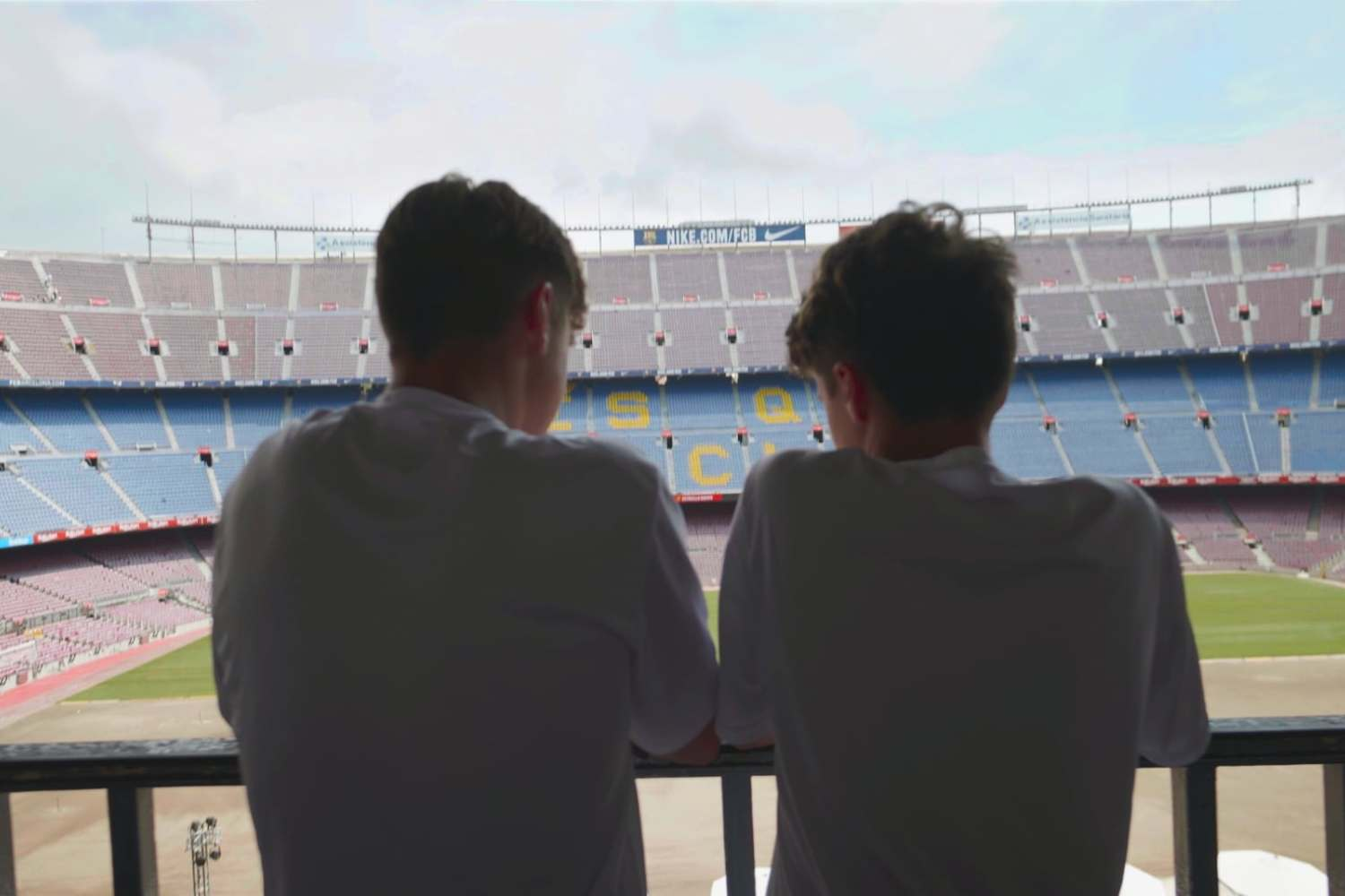 Witnessing Messi's home turf in Barcelona
