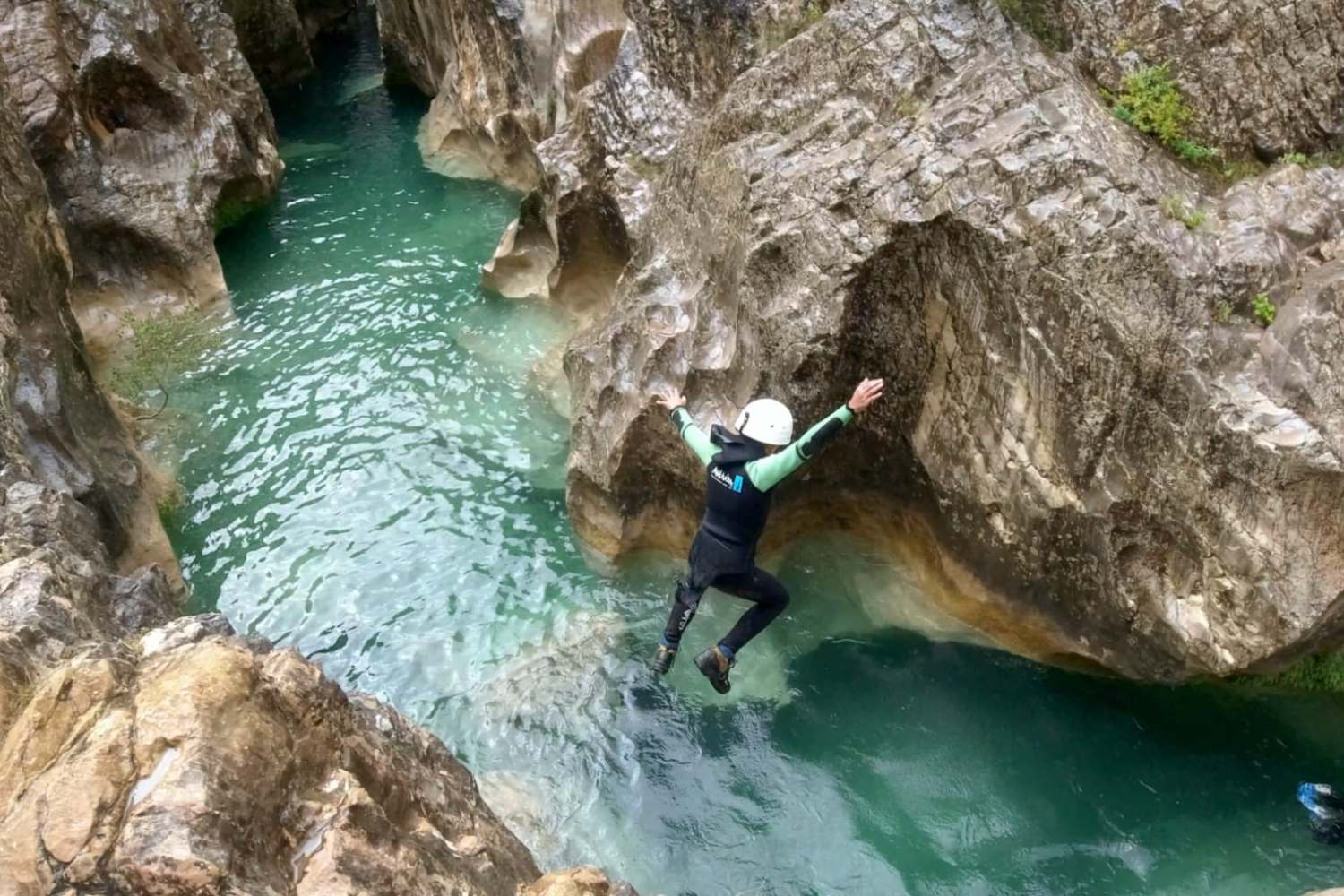 Canyoning Expedition in Alquezar