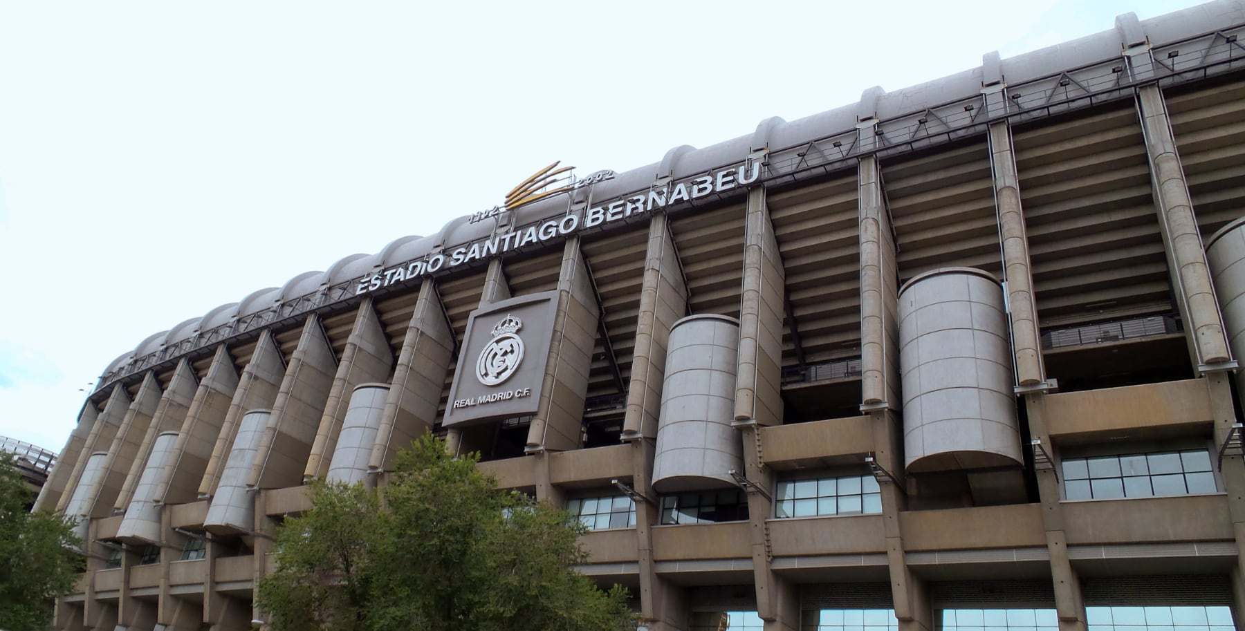 Home of Real Madrid CF