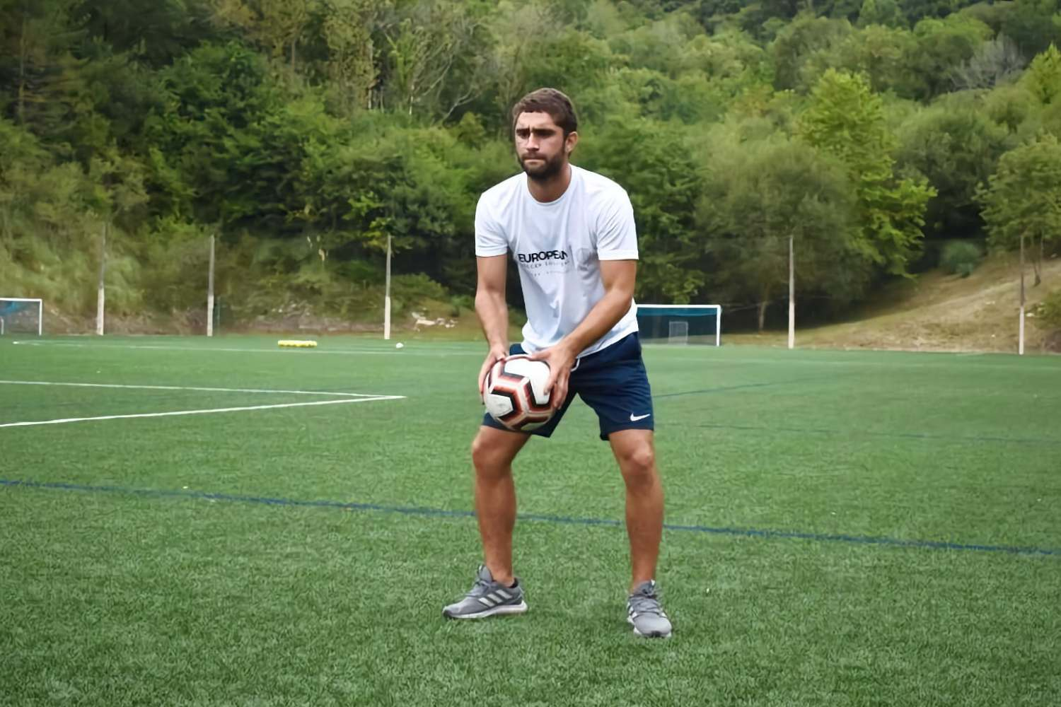 Work daily with ESS Technical Director Gorka Andres