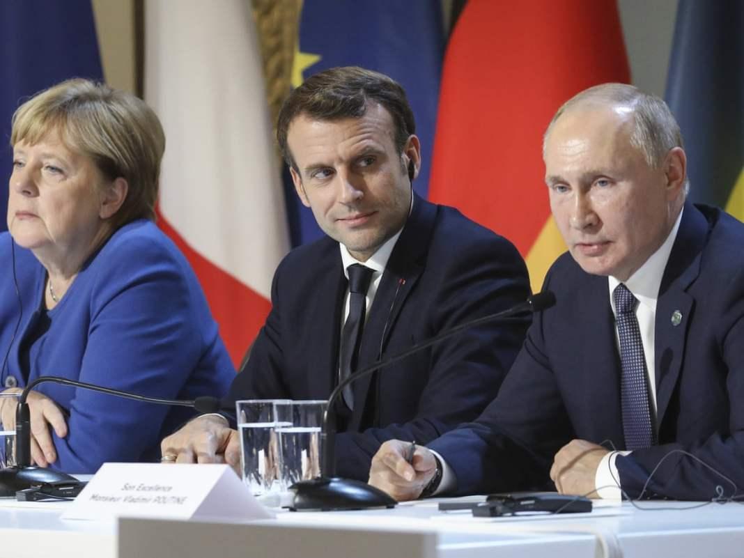 Putin Welcomes Russia-EU Summit Plan