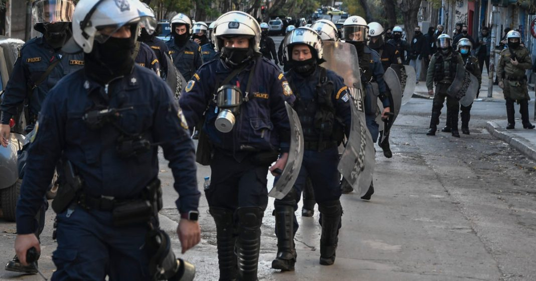 Europe 'Police Excessive Force' Under Spot