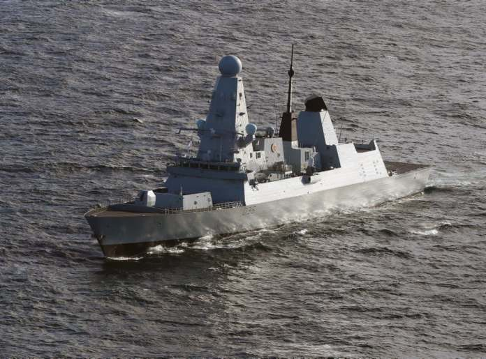 London, Moscow Escalate Tension in the Black Sea