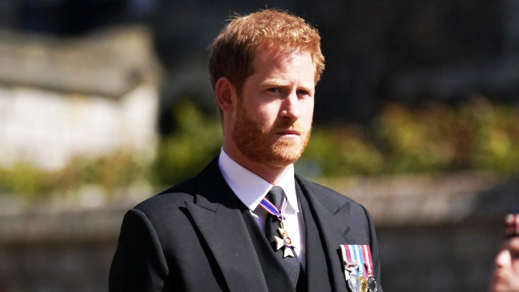 Prince Harry's Memoir
