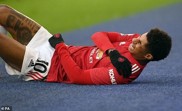 Man United: Rashford to have shoulder surgery