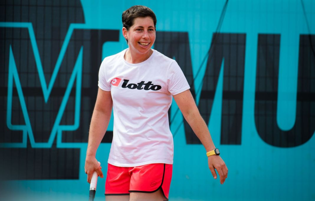 Olympics 2020: the Spanish cancer-free tennis professiona