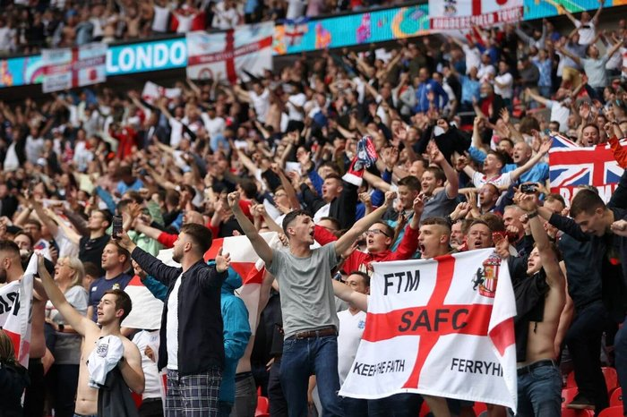 Euro 2020: Italy Refuses to Receive Fans Traveling from England