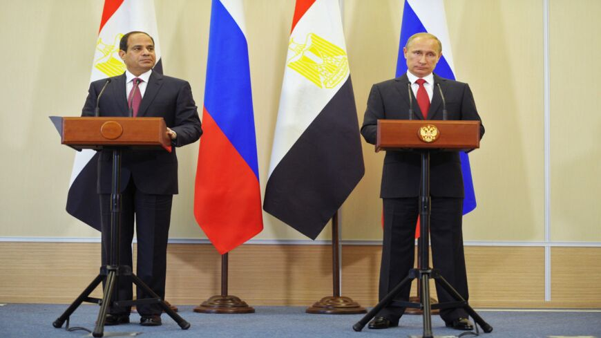 Russia Supports Ethiopia over Egypt