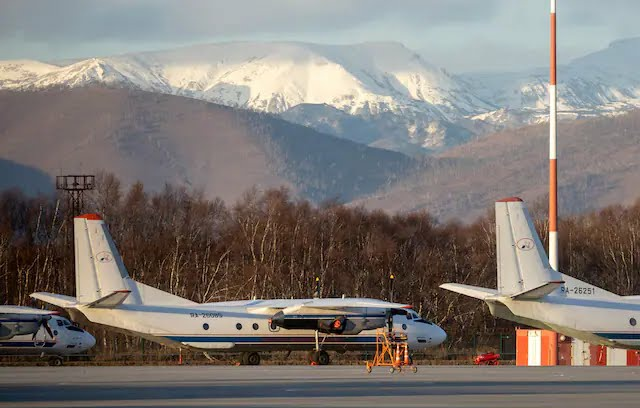 Missing Passenger Plane Wreckage Found in Eastern Russia