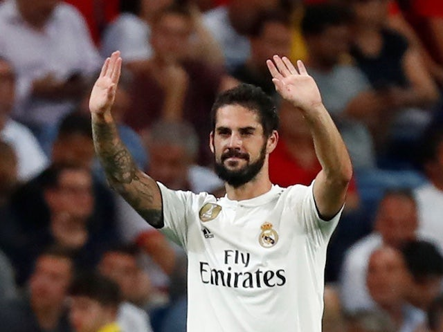 Real Madrid: Isco for sale