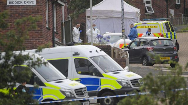 Five Dead in Rare Mass Shooting in England