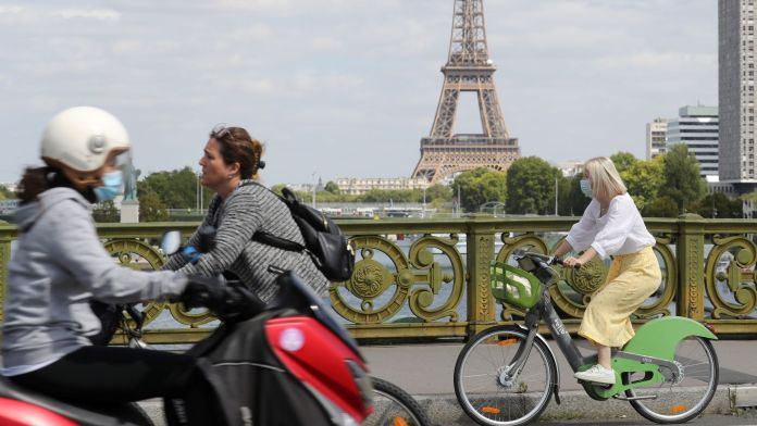 France to Relieve COVID-19 Restrictions