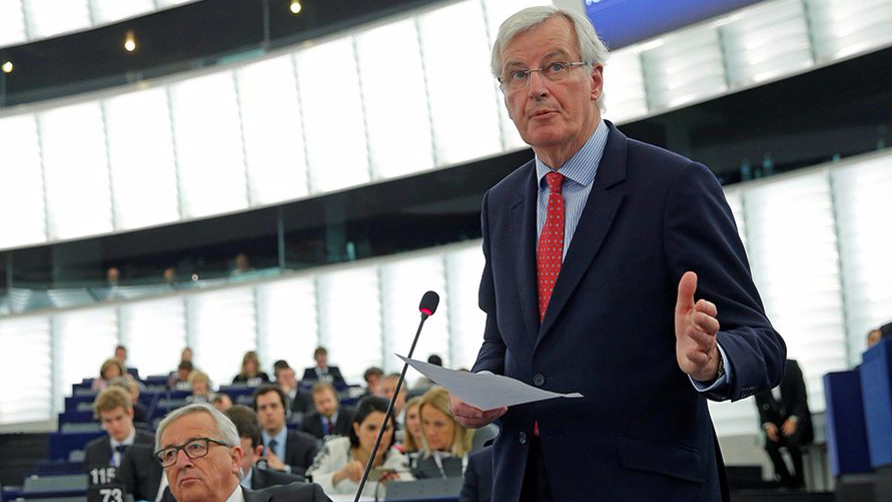 EP: Barnier intends to have Brexit deal