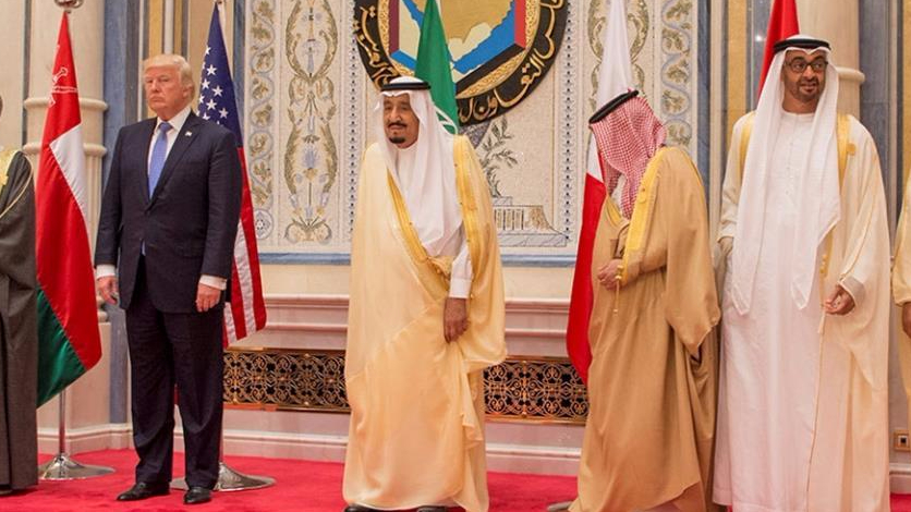 Trump takes milder stance on Islam