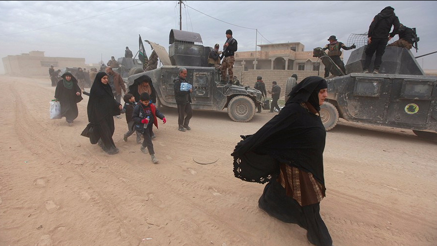 EU concerned about humanitarian crisis in Iraq