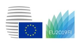 Consilium-FI Presidency Co-branding