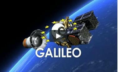 Galiléo au sommet avec plus d'un milliard d'utilisateurs dans le monde!