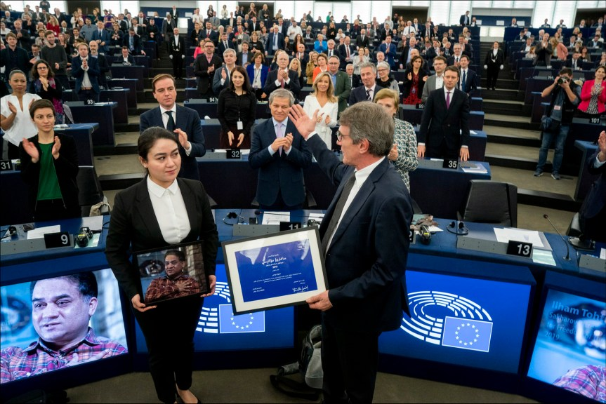 Prix Sakharov 2020 : qui sont les nominés ?