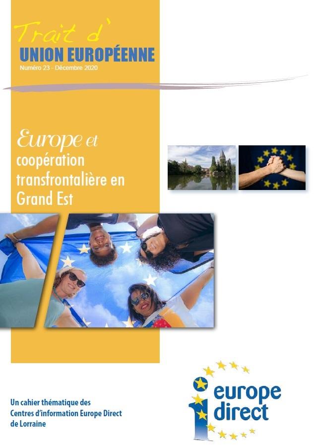 Nouvelle publication TUE : Europe et coopération territoriale européenne en Grand Est