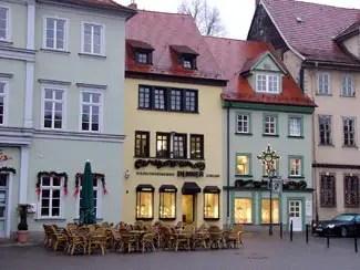Erfurt  Wenigemarkt Photo