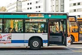 ACTV No 5 Aerobus in Piazzale Roma